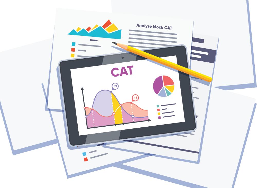如何尝试和分析CAT